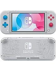 Nintendo Switch Lite Pokemon Zacian and Zamazenta Limited Edition