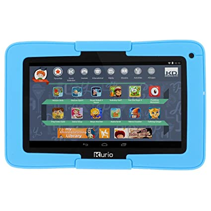 Kurio Xtreme Tablet, Blue: Amazon in: Toys & Games