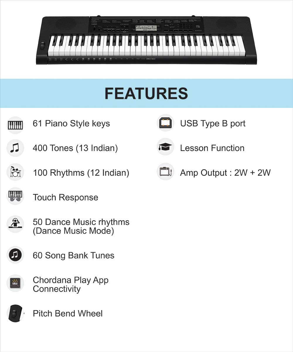 Detailed Review Check Why Casio Lk 265 Is Perfect For