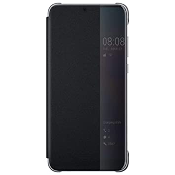 brand new 8eda7 2b9f6 Huawei P20 Pro - Smart View Flip Cover, Black - suitable P20 Pro