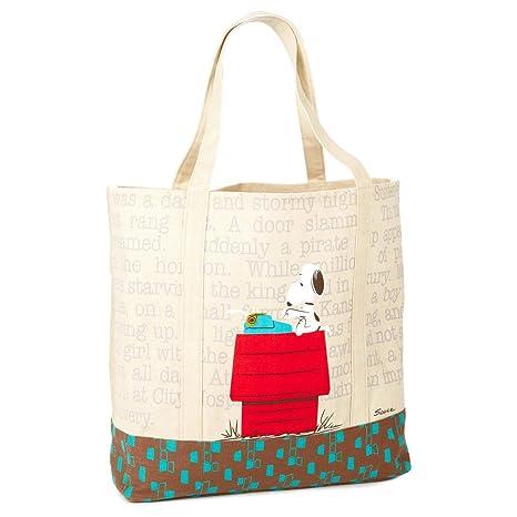 e7459ab294f6 Peanuts Snoopy Tote Bag Handbags & Purses Movies & TV