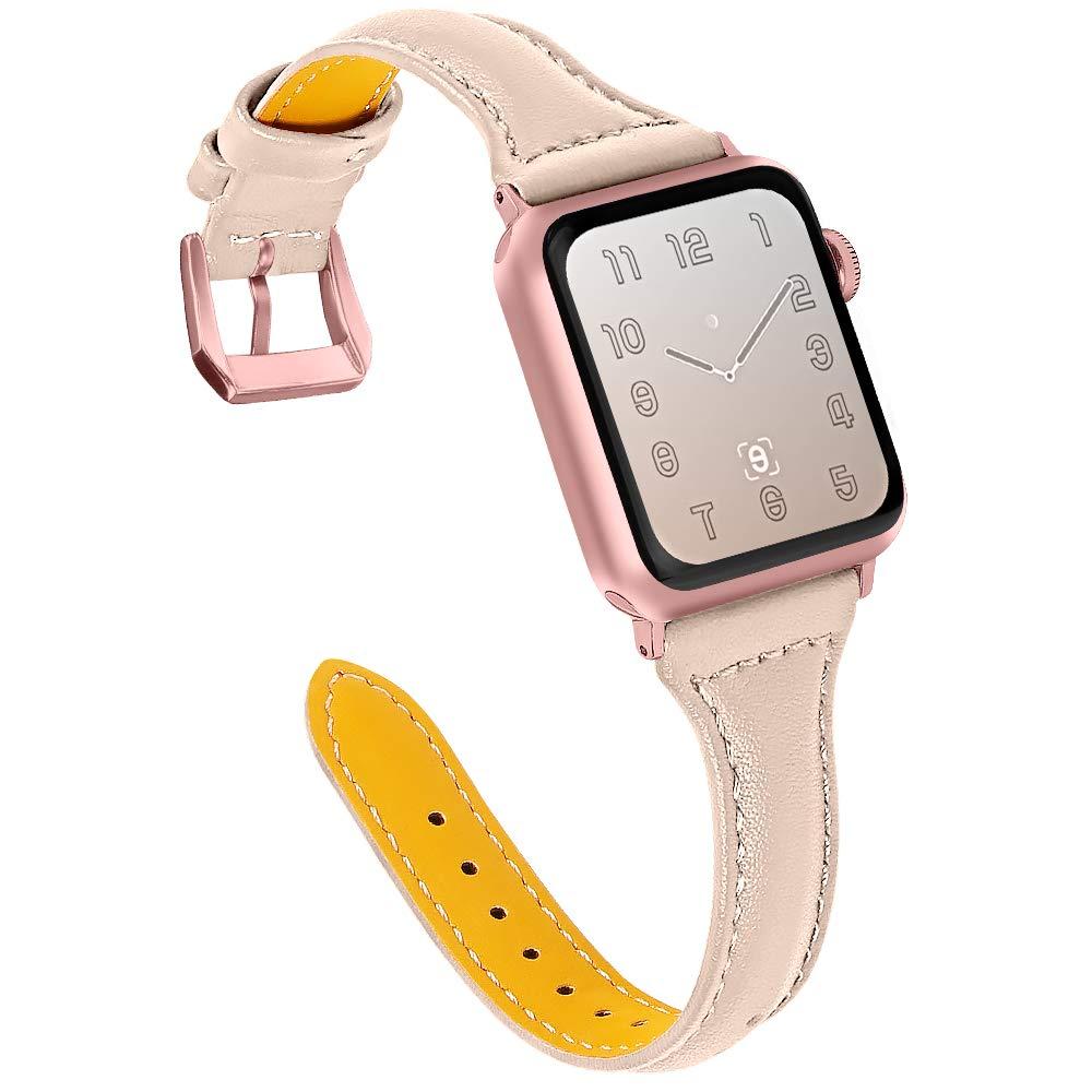 Malla Cuero para Apple Watch (42/44mm) OULUCCI [7VJGQ34W]