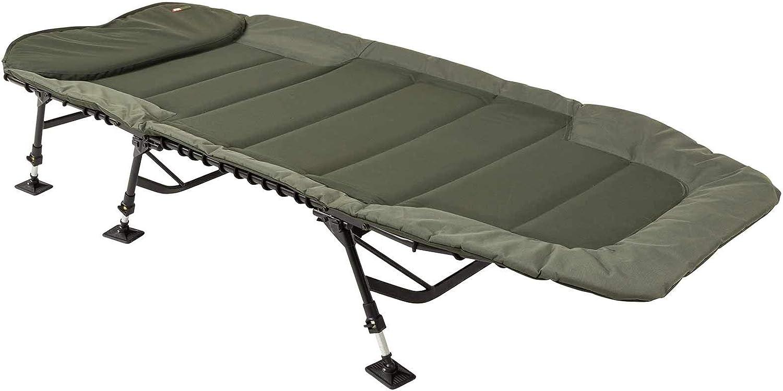 JRC Defender Wide Levelbed Bedchair