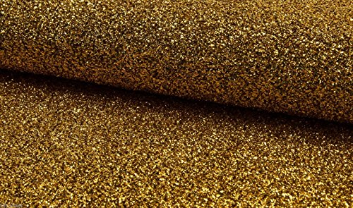 HomeBuy GOLD Lurex Fabric 4 Way Stretch Material/59 wide/Sparkling Tinsel Cloth (sold by the metre)