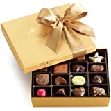 Godiva Chocolatier Classic Gold Ballotin, Chocolate Gift Box 19 Count, 7.2 Ounces