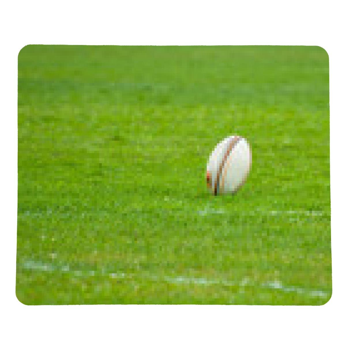alfombrilla de ratón Balón de rugby - rectangular: Amazon.es ...