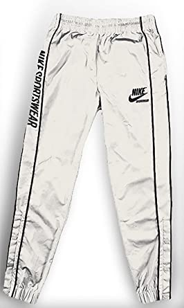 01fe135b4164 Amazon.com  Nike Mens M NSW Pant Woven Archive 941879  Clothing