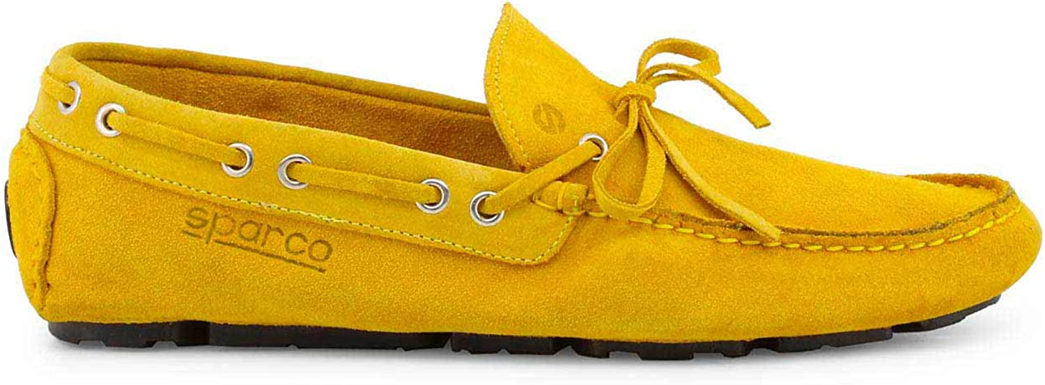 Sparco MAGNY-COURS-GP1-CAM Mans Yellow Loafers