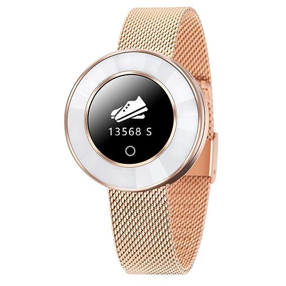 Reloj Inteligente de Pulsera Deportivo con Pantalla IP68, Resistente ...