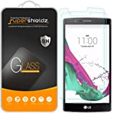 Supershieldz Tempered Glass Screen Protector for LG G4 (2 Pack)