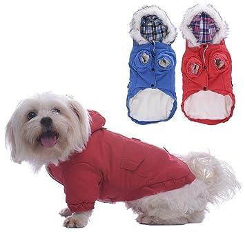 WIDEN abrigos para perros ropa de perros trajes para perros ropa para mascotas: Amazon.es: Deportes y aire libre