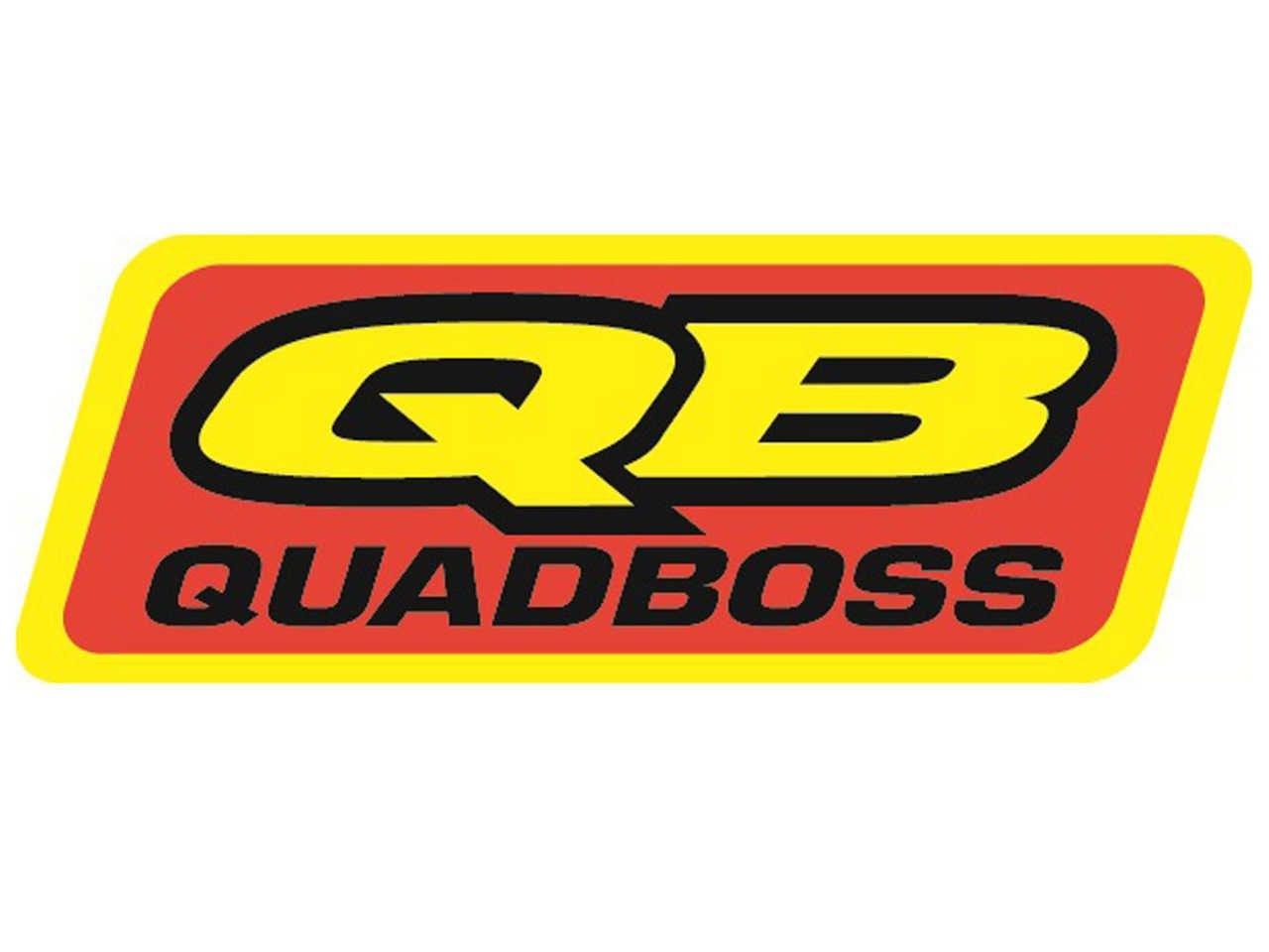 Quadboss QBT672 30X10R14 8-Ply Front/Rear Tire