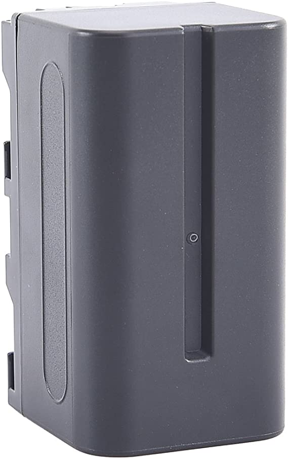 DSTE Replacement for NP-F750 Li-ion Battery Compatible Sony CCD-TRV215 CCD-TR917 CCD-TR315 HDR-FX1000 HDR-FX7 HVR-V1U HVR-Z7U HVR-Z5U Camera as ...