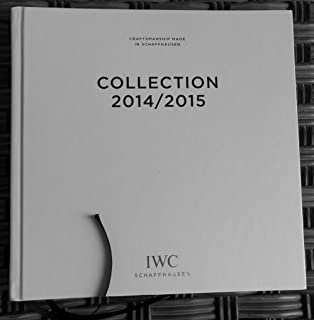 IWC Schaffhausen Collection 2014/2015