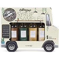Food Truck Coffee Shop Syrup Set de regalo