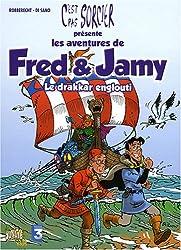 Les aventures de Fred & Jamy, Tome 2 : Le drakkar englouti