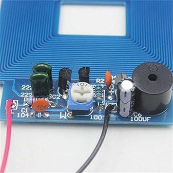 lennonsi Detector de Metales DIY Accesorios detectores de Metales ...