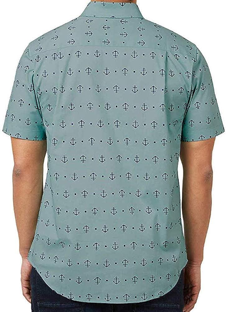 Matix Men/'s Short Sleeve Woven Shirt