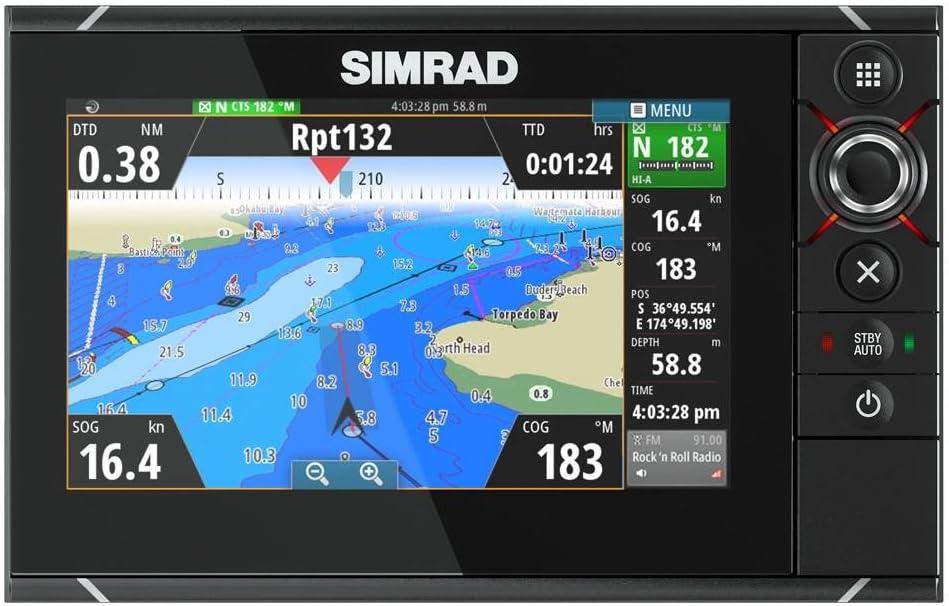 Simrad NSS7 evo2 Combo Multifunction Display Insight