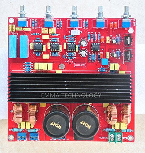 TDA8950TH 2x 150W 250W Subwoofer Class D Digital Audio Amplifier Board