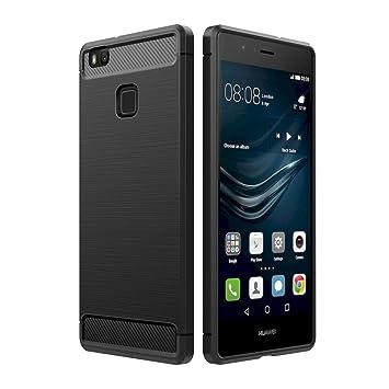 Simpeak Funda Compatible Huawei P9 Lite 5,2