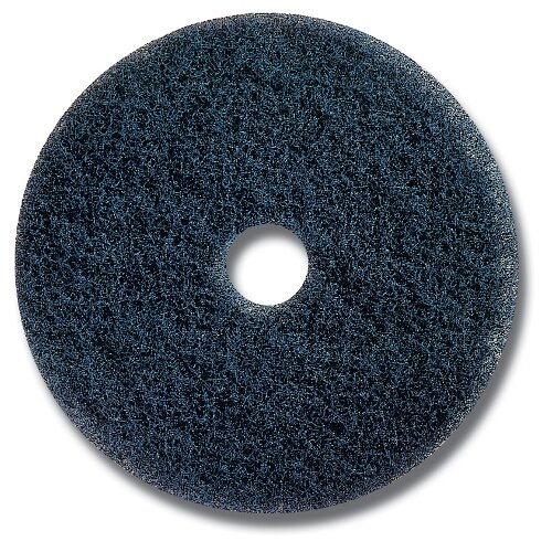(Glit 23455 TK Polyester Blend Safire 66 Stripping Pad, Synthetic Blend Resin, Minerals Grit, 17