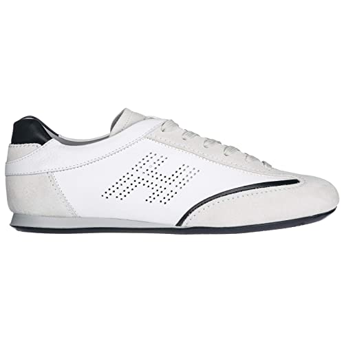 Hogan Sneakers Olympia Uomo Bianco  Amazon.it  Scarpe e borse dbd6c070edc