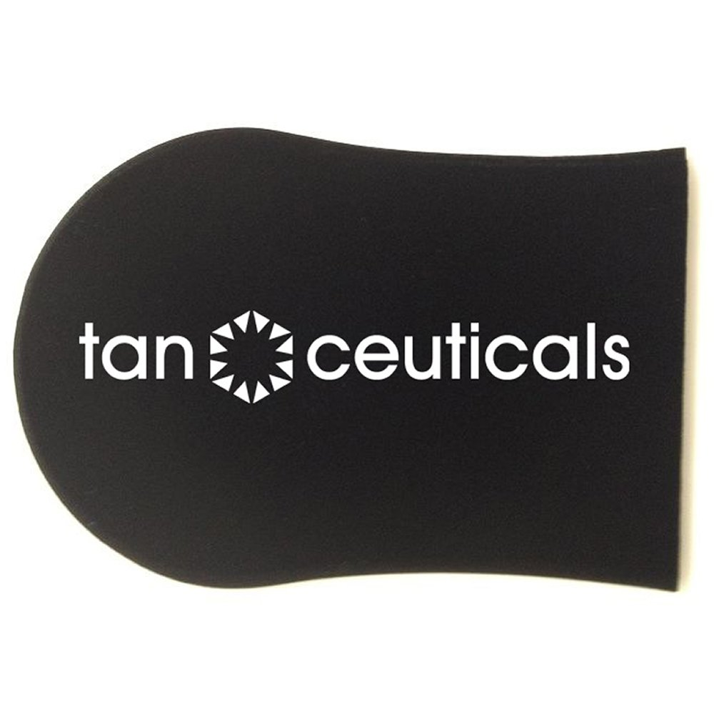 Tanceuticals Self Tanning Mitt - Essential For An Even, Streak-Free Tan - Protects Hands and Palms - For Use With Tanceuticals Award-Winning Self Tanners - Washable Applicator Mitt