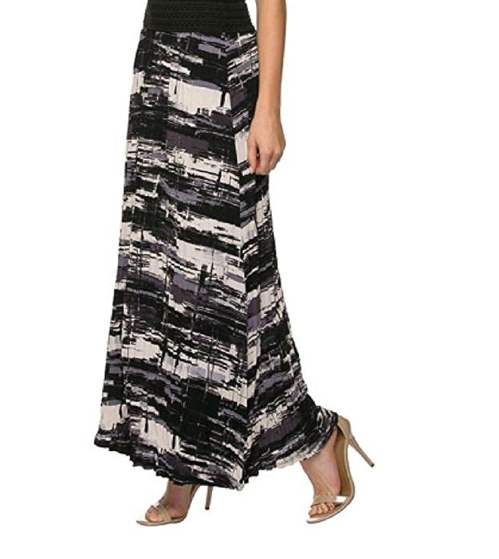 bd92be0929 LAPIS Ladies' Crinkle Skirt at Amazon Women's Clothing store: