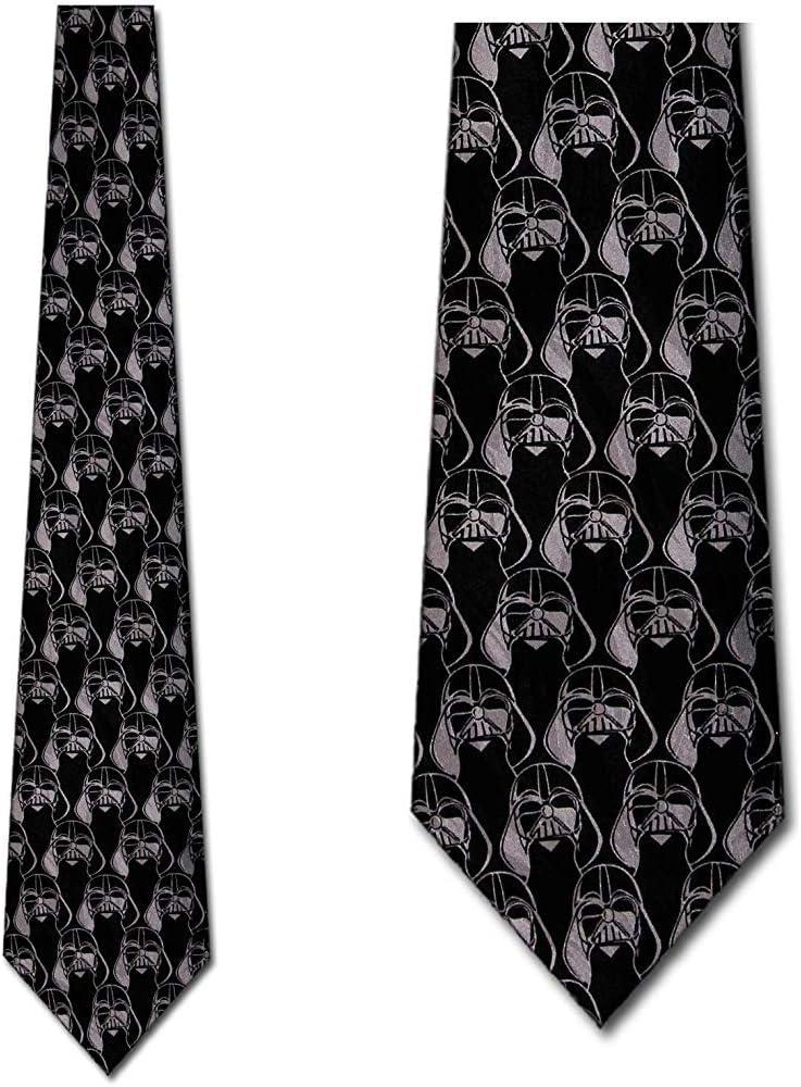 Corbatas de Star Wars Corbatas para hombre Darth Vader Corbata de ...