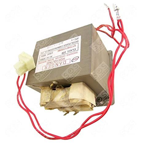 Transformador microondas 6170W1D098N LG: Amazon.es: Grandes ...
