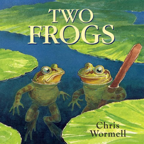 Image result for Two Frogs by Chris Wormell