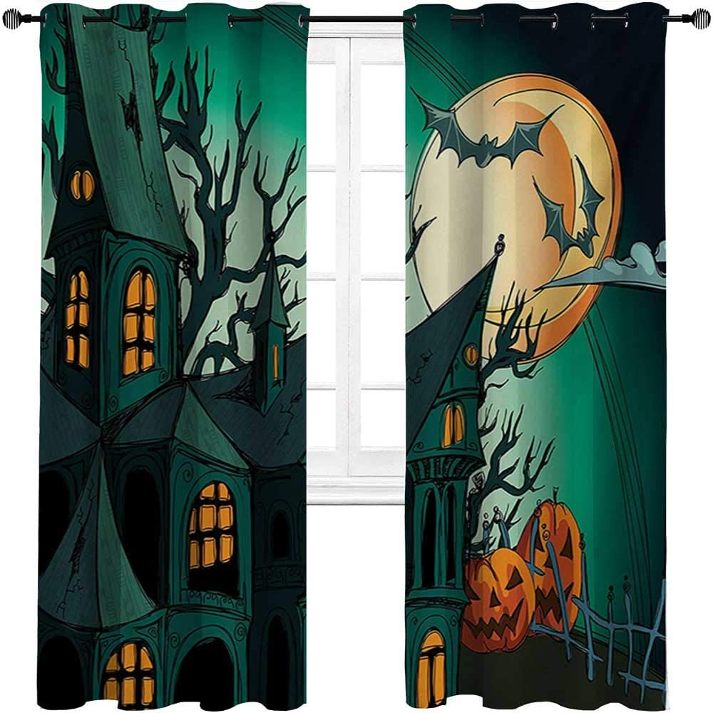 carmaxshome price Kitchen Curtains 84 inch Window Length Pa Reservation Halloween