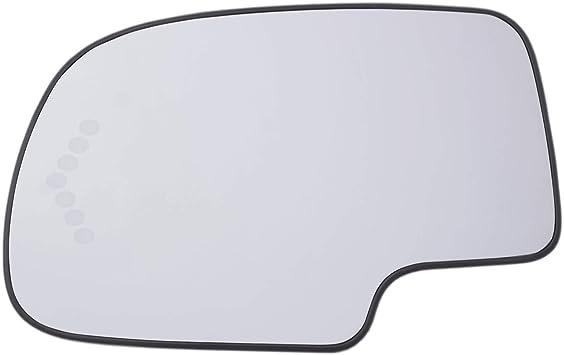 Mirror Replacement Glass For 2000-2006 Chevrolet Tahoe; Door Mirror Glass Doors