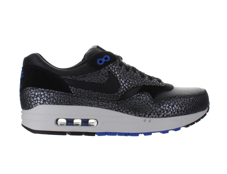 Nike Air Max 1 Herren Deluxe Schuhe Sneaker Schwarz 684708