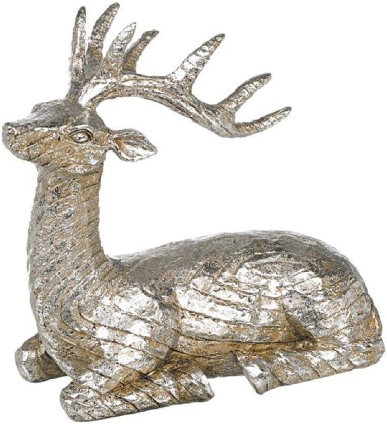 Grasslands Road Sitting Deer Figurine