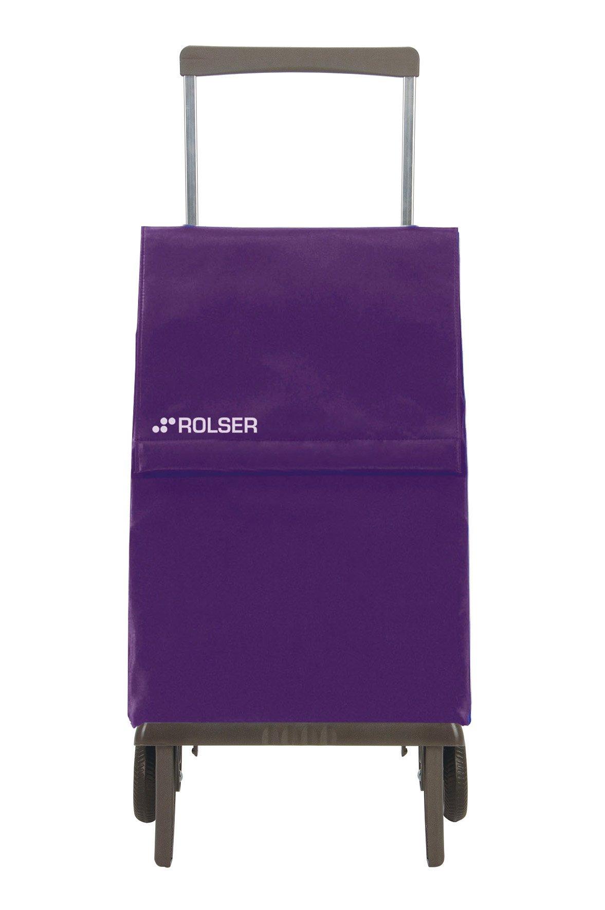 ROLSER Unisex-Adult Plegamatic Original Bag Organiser Purple PLE001