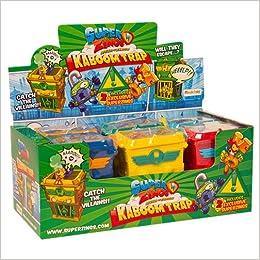 SuperZings S - 6 Kaboom Trap: Amazon.es: Magic Box Int. Toys ...
