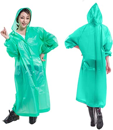 Dynamic Energetic Adult Poncho Hiking Emergency Survival Poncho Sports Events And Outdoor Poncho Camping Urban Hunter Unisex Hooded Adult Portable Poncho