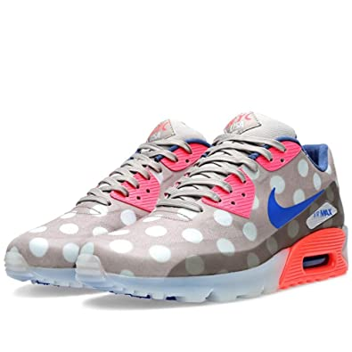 sports shoes 3b5b0 13613 Nike Mens Air Max 90 Ice City Qs CLASSIC STONE HYPER PUNCH LIGHT BONE