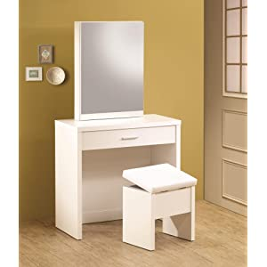 Coaster Home Furnishings 300290 Contemporary Vanity