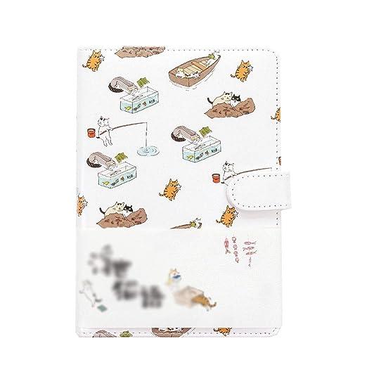TangMengYun Cuaderno de Oficina Cuaderno Manual para Colorear ...