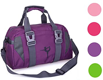 Small Large Dance Duffle Bag For Girls Sport Gym Bags Women Yoga