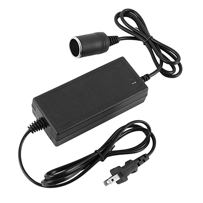 Amazon Com Scorpiuse Vehicle Power Inverter 110v Ac To 12v 60w Dc