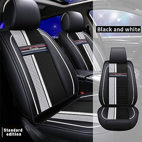 Quality Black BRITISH MADE Car Seat Covers Protectors Full Set VW Touran