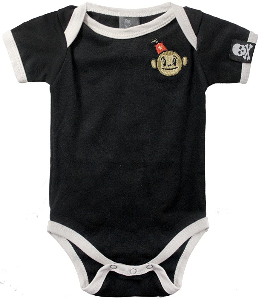 Amazon.com  Sourpuss unisex-child Monkey in a Fez Hat One Piece From  Clothing  Clothing d98da15c219