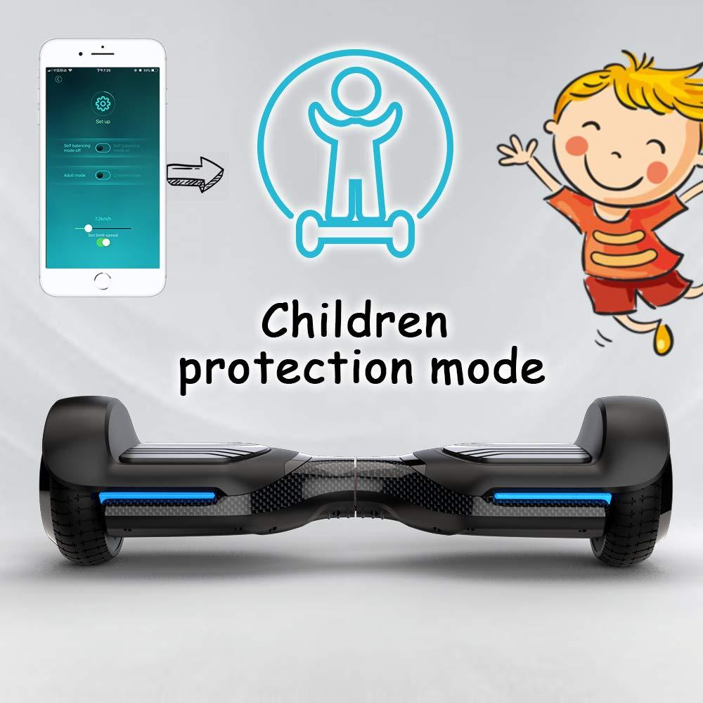 Amazon.com: Hoverboard Self Balance - Patinete eléctrico ...