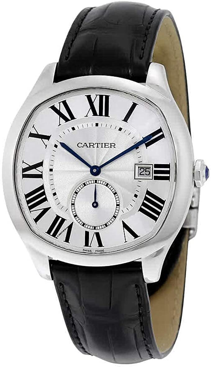 Amazon.com: Cartier Drive Automatic Mens Watch WSNM0004: Watches