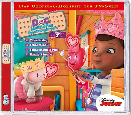 Doc Mcstuffins-Folge 7 (Doc Mcstuffins Cd)