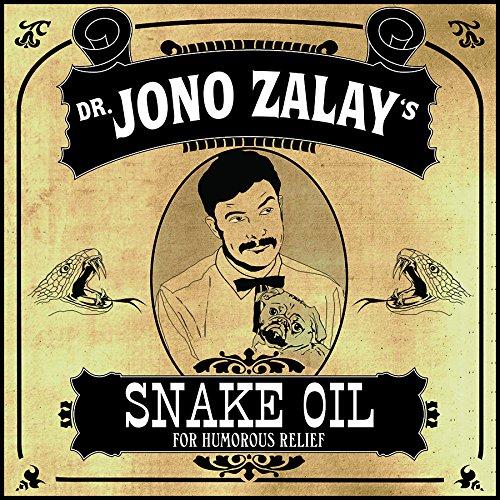 CD : Jono Zalay - Snake Oil [explicit Content] (CD)